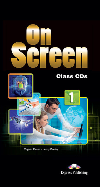 On Screen 1 - Class Audio CDs (set of 5)
