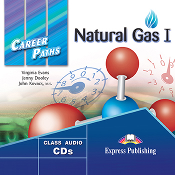 Career Paths: Natural Gas 1 - Audio CDs (Set of 2)