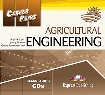 Career Paths: Agricultural Engineering - Audio CDs (Set of 2)