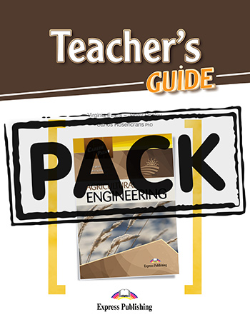 Career Paths: Agricultural Engineering - Teacher's Pack