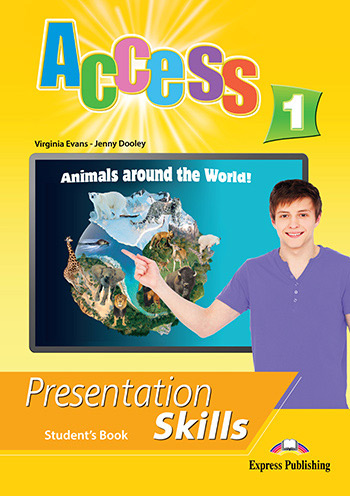 Access 1 - Presentation Skills Student's Book