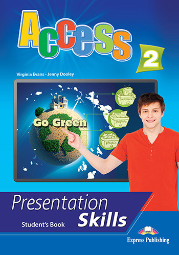 Access 2 - Presentation Skills Student's Book
