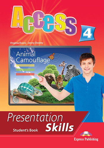 Access 4 - Presentation Skills Student's Book