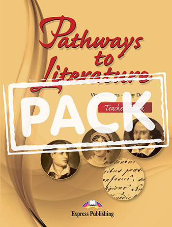 Pathways to Literature - Teacher's Book (+ Student's Book & Audio CDs)