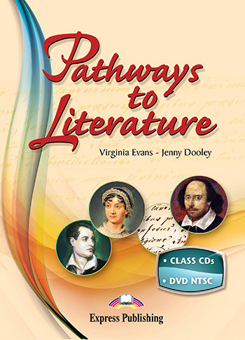 Pathways to Literature - Class Audio CDs (set of 4)