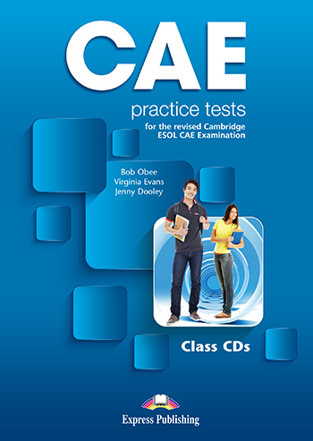 CAE Practice Tests - Class Audio CDs (set of 3)