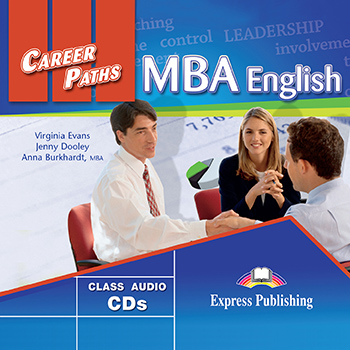 Career Path: MBA - Audio CDs (Set of 2)