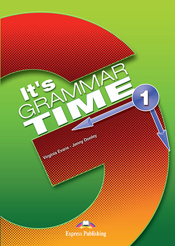 It's Grammar Time 1 Student's Book (With Digibook App) (EN)