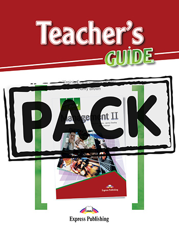 Career Paths: Management II - Teacher's Pack