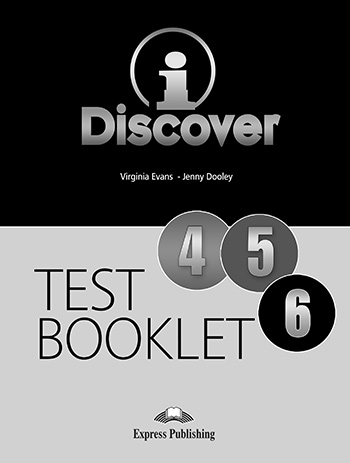 iDiscover (4-6) - Test Booklet