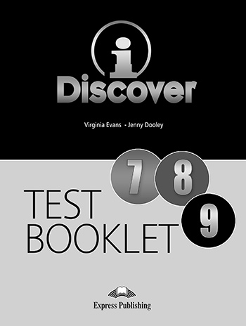 iDiscover (7-9) - Test Booklet