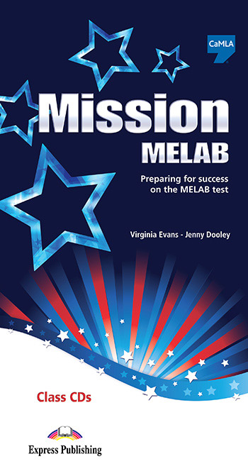 Mission MELAB - Class Audio CDs (set of 6)