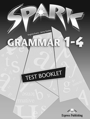 Spark 1-4 (Monstertrackers) - Grammar Test Booklet