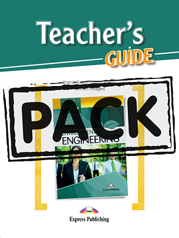 Career Paths: Environmental Engineering - Teacher's Guide (+ Student's Book, Audio CDs & Cross-platform Application)