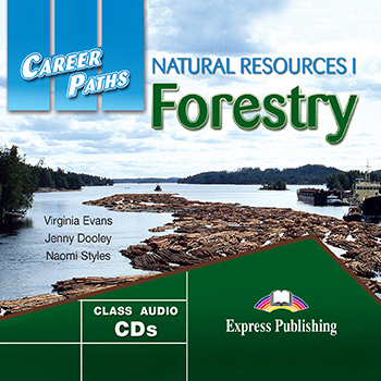 Career Paths: Forestry - Audio CDs (Set of 2)