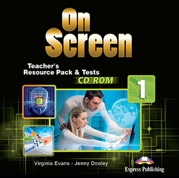 On Screen 1 - Teacher's Resource Pack & Tests CD-ROM