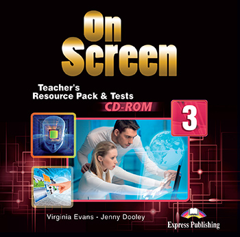 On Screen 3 - Teacher's Resource Pack & Tests CD-ROM