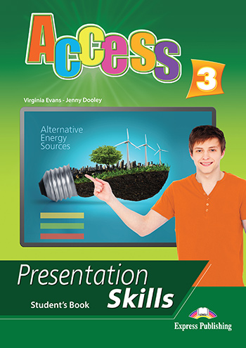 Access 3 - Presentation Skills Student's Book