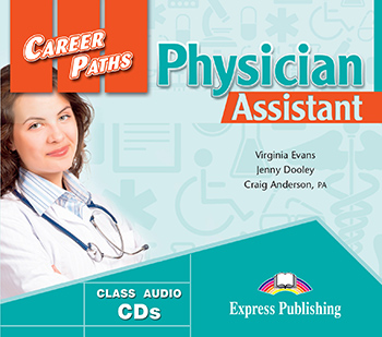 Career Paths: Physician Assistant - Audio CDs (Set of 2)