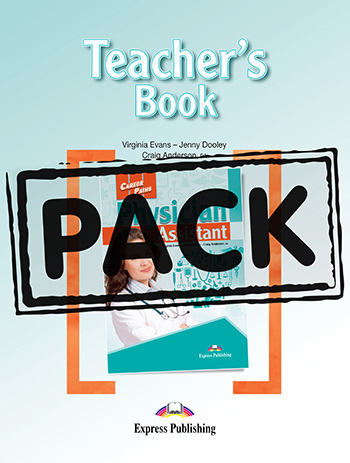 Career Paths: Physician Assistant - Teacher's Pack (with Teacher's Guide & Cross-Platform Application)