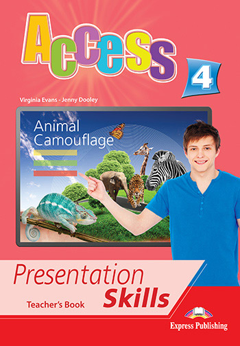 Access 4 - Presentation Skills Teacher's Book