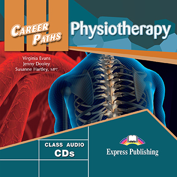 Career Paths: Physiotherapy - Audio CDs (Set of 2)