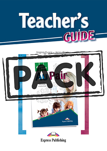 Career Paths: Au Pair - Teacher's Pack