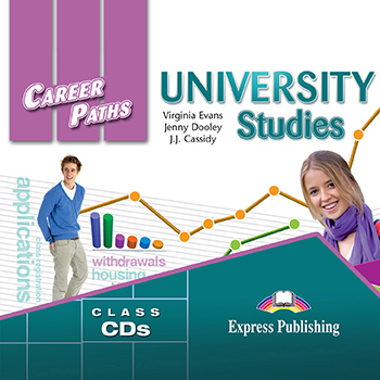 Career Paths: University Studies - Audio CDs (Set of 2)