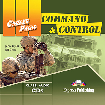 Career Paths: Command & Control - Audio CDs (Set of 2)