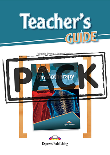 Career Paths: Physiotherapy - Teacher's Pack (+ Teacher's Guide)