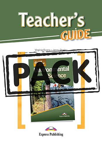 Career Paths: Environmental Science - Teacher's Pack