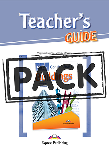 Career Paths: Construction 1 Buildings - Teacher's Pack