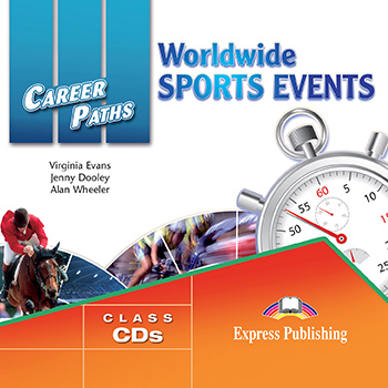 Career Paths: Worldwide Sports Events - Audio CDs (set of 2)