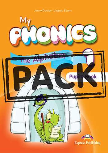 My Phonics 1 - The Alphabet Pupil's Pack