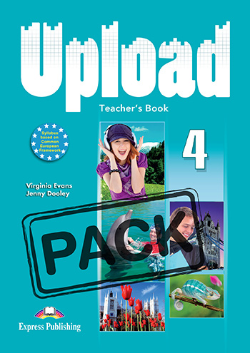 Upload 4 - Teacher's Pack