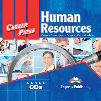 Career Paths: Human Resources - Audio CDs (Set of 2)