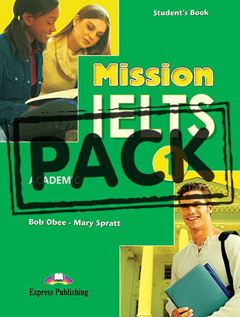 Mission IELTS 1 Academic - Student's Pack (with Workbook & Digibook)