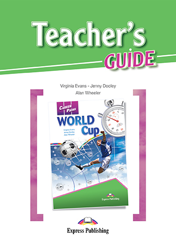 Career Paths: World Cup - Teacher's Guide