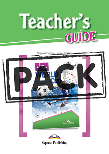 Career Paths: World Cup - Teacher's Pack