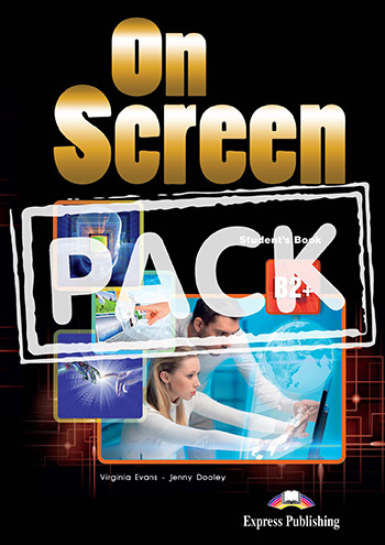 On Screen B2+ - Revised Student's Pack (+ ieBook, Writing Book & Digibook App.)