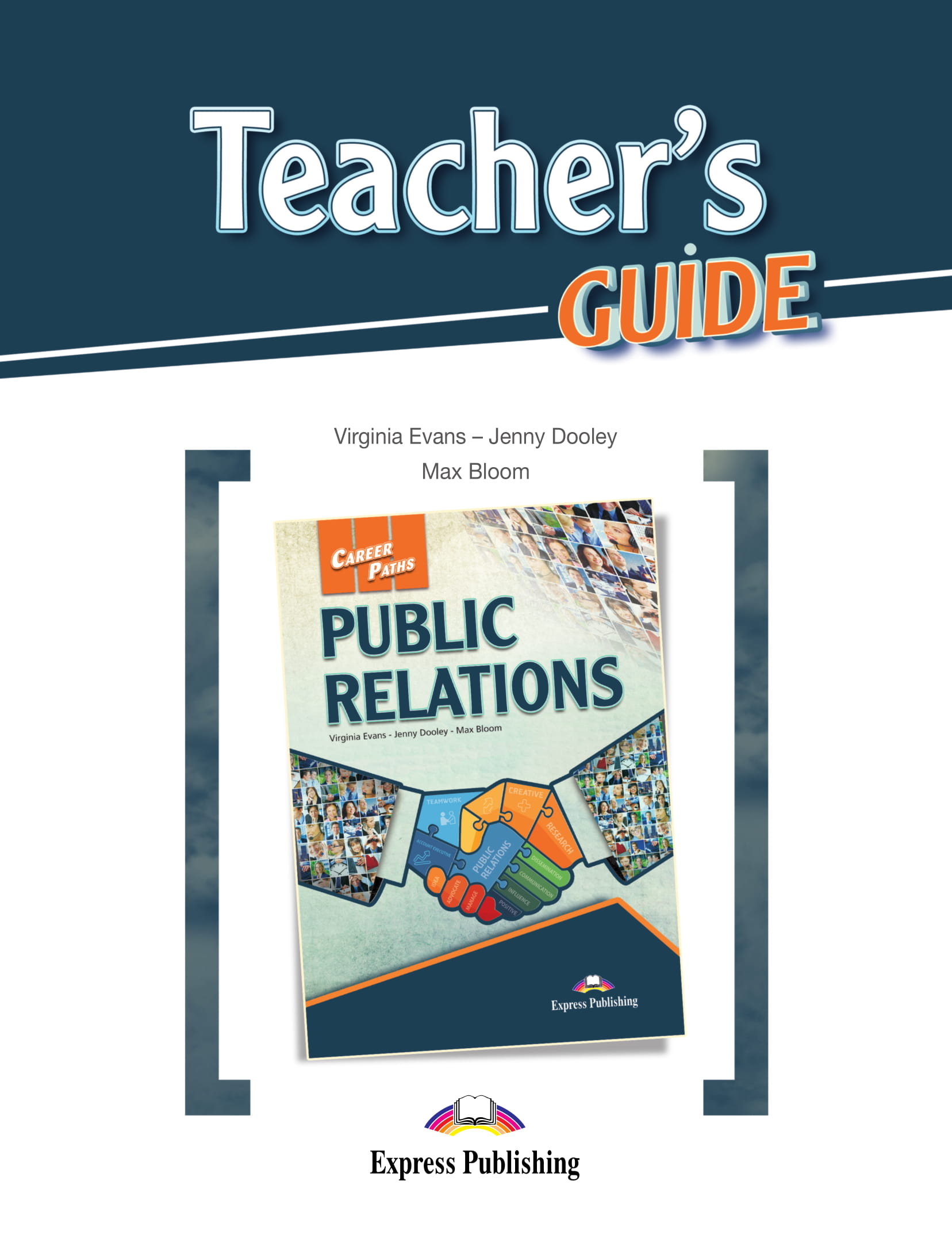 Career Paths: Public Relations - Teacher's Guide