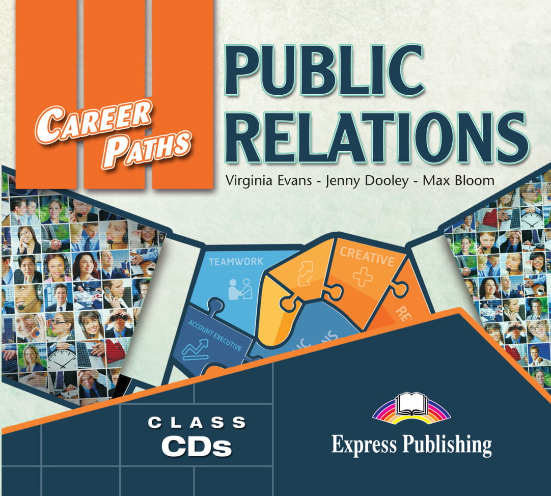Career Paths: Public Relations - Audio CDs (Set of 2)