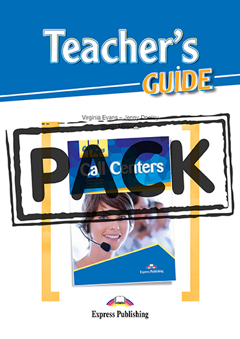 Career Paths: Call Centers - Teacher's Pack
