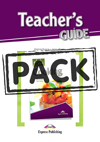 Career Paths: Cooking - Teacher's Pack