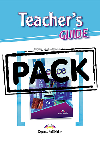Career Paths: Science - Teacher's Pack