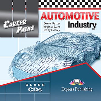Career Paths: Automotive Industry -  Audio CDs (set of 2)