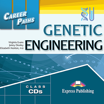 Career Paths: Genetic Engineering - Audio CDs (set of 2)