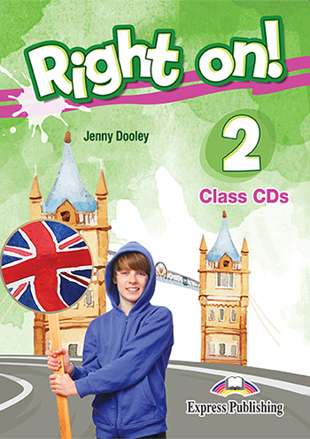 Right On! 2 - Class CDs (set of 3)