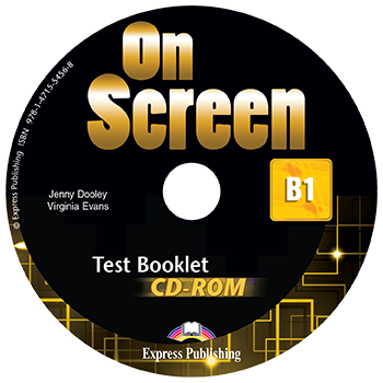 On Screen B1 - Test Booklet CD-ROM
