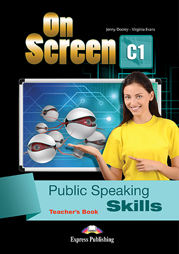 On Screen C1 - Public Speaking Skills (Teacher's Book)